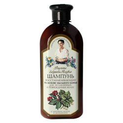 Mycie włosów  Receptury Babuszki Agafii