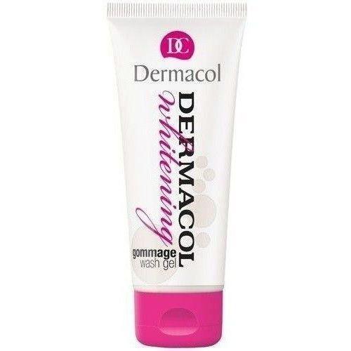 Dermacol Whitening Gommage Wash Gel 100ml W Żel do mycia twarzy, E4082