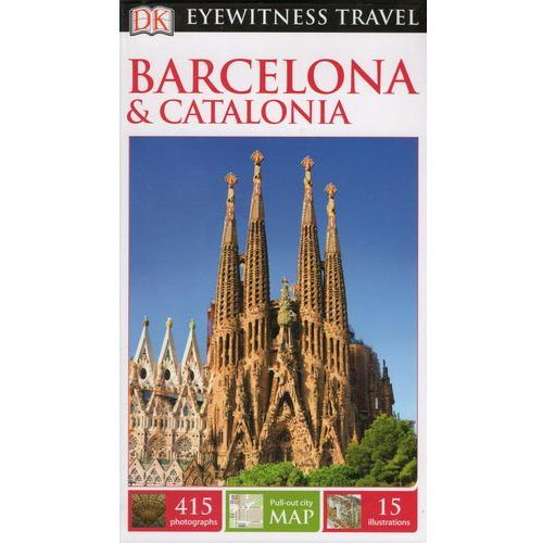 DK Barcelona & Catalonia, Dk Publishing