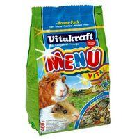 menu vital pokarm dla świnek morskich opak.400g-1kg marki Vitakraft