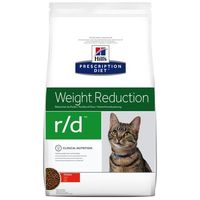 Hills prescription diet Hill´s prescription diet feline r/d weight reduction - 2 x 5 kg| darmowa dostawa od 89 zł i super promocje od zooplus!