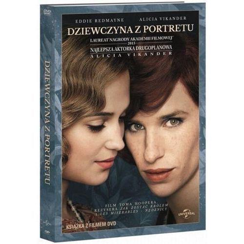 Dziewczyna z portretu (ks+dvd) Filmostrada