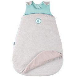 Candide Śpiworek do spania Air+ Warm 68 cm, turkusowy
