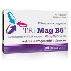 OLIMP TRI-MAG B6 30 Tabletek