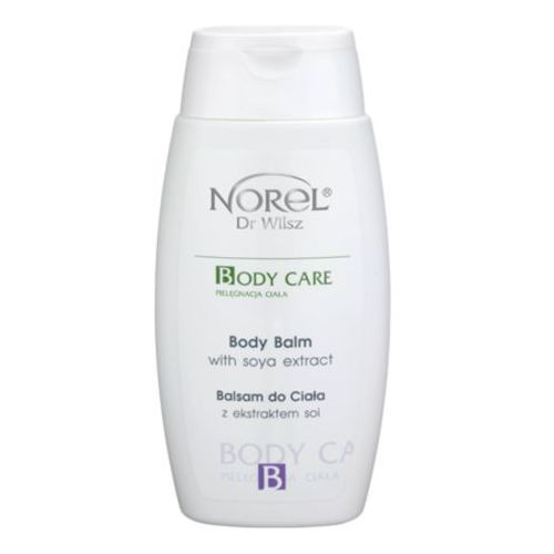 Norel (Dr Wilsz) BODY CARE BODY BALM WITH SOYA EXTRACT Balsam do ciała z ekstraktem soi (DB080)