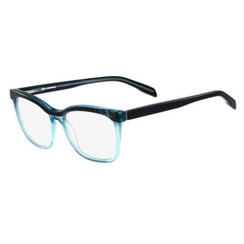 Okulary korekcyjne kl 888 051 Karl lagerfeld