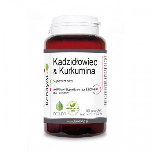 Kapsułki Kadzidłowiec + Kurkumina (AKBAMAX® + BCM-95®) (90 kapsułek)