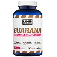 Suplement energetyczny UNS Guarana 90 kaps Najlepszy produkt