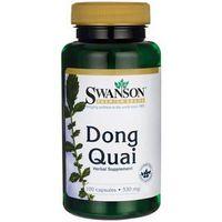 SWANSON Dong Quai 530mg- Żeń Szeń, 100 tabl