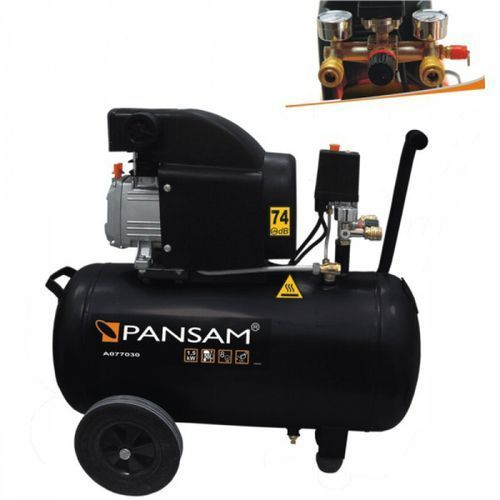 Kompresor olejowy a077030 50 litrów marki Pansam