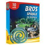 BROS Spirale na komary 10szt. (5904517001121)