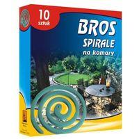 Bros  spirale na komary 10szt.