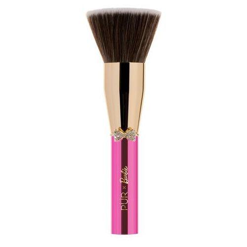 Pür X Barbie™ Keepsake Kabuki Brush - Pędzel Do Pudru - Niesamowita obniżka