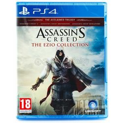 Assasins Creed The Ezio Collection (PS4)