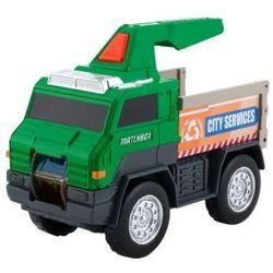 Mattel świecąca ciężarówka city services