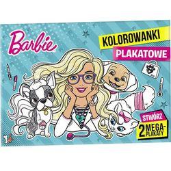 Ameet Barbie kolorowanki plakatowe - od 24,99zł darmowa dostawa kiosk ruchu