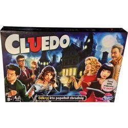 Gra Cluedo - DARMOWA DOSTAWA OD 199 ZŁ!!!