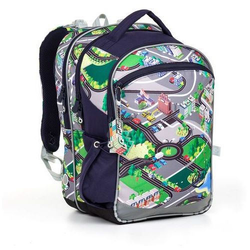 368487091980b ▷ Plecak szkolny COCO 17001 B (Topgal) - opinie / ceny / wyprzedaże ...
