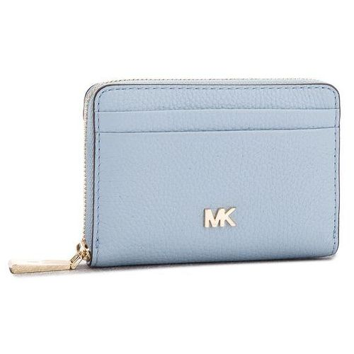 8e4435e4ff725 Mały Portfel Damski MICHAEL KORS - Money Pieces 32T8GF6Z1L Pale Blue ...