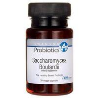 Swanson Probiotyk Saccharomyces Boulardii 30 vega kapsułek (0087614190129)