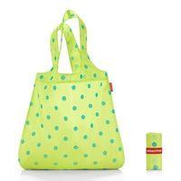 Reisenthel - siatka na zakupy mini maxi shopper - lemon dots