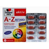 Tabletki DOPPELHERZ AKTIV A-Z Retard 40 tabl.