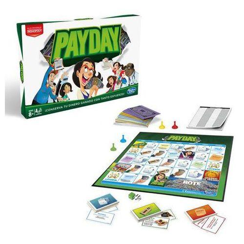 Monopoly payday marki Hasbro