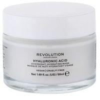 Makeup revolution london skincare hyaluronic acid maseczka do twarzy 50 ml dla kobiet (5057566118576)