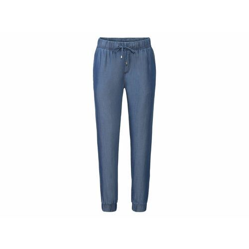 spodnie damskie z lyocellu, 1 para marki Esmara®
