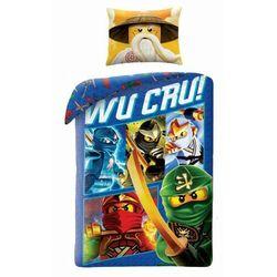 Pościel Lego 160x200 ninjago WU CRU