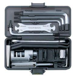 Topeak survival gear box narzędzie rowerowe szary zestawy narzędzi
