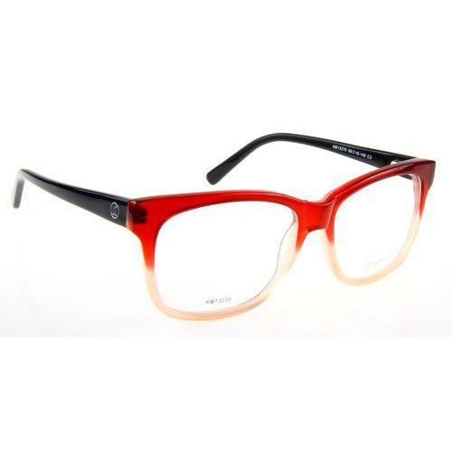 Oprawki okularowe lorenzo kb13270 c3 czerwona Lorenzo conti