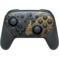 gamepad switch pro controller monster hunter rise (nsp147) marki Nintendo