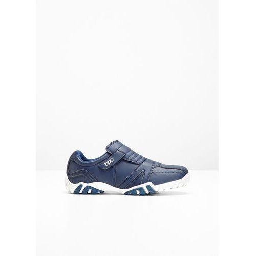 Buty wsuwane indygo marki Bonprix