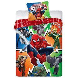 Faro Pościel spiderman - 160x200cm
