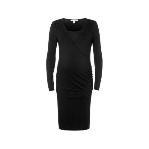 sukienka dla kobiet w ciąży black, Esprit