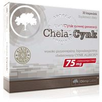Kapsułki CHELA-CYNK 75mg x 30 kapsułek