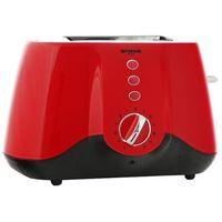 hr-107r toster na dwie grzanki czerwony marki Orava