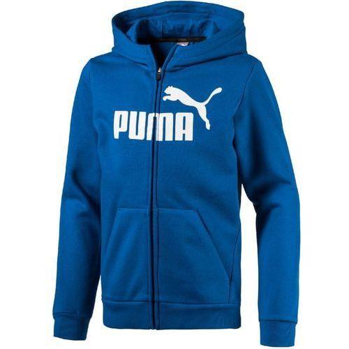 Puma bluza ess no.1 fz hoody fl lapis blue 110 (4057827950502)
