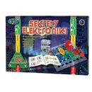 Zabawka - ZESTAW EDUKACYJNY: Sekrety Elektroniki (ponad 180 eksperymentów!!).
