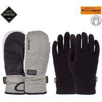 rękawice POW - Ws Crescent GTX Short Mitt + WARM Ash (AS)