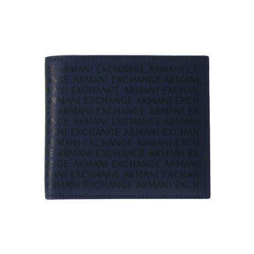 Armani Exchange WALLET Portfel deep blue, 958049CC517
