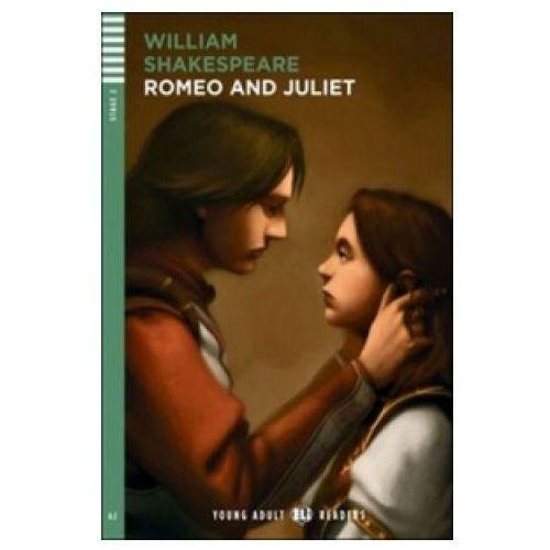 ELI Romeo and Juliet + CD (A2) (63 str.)