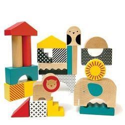 Zabawki drewniane  Petit Collage Jedyny Sklep