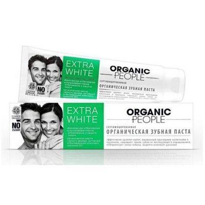 Pasty do zębów Organic People