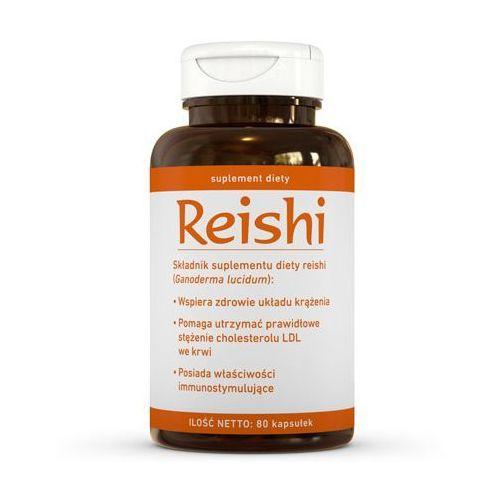 A-Z Reishi ekstrakt 450mg 80 kaps.