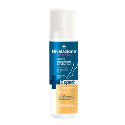 Aktywny dezodorant do stóp 5w1 150ml Nivelazione skin therapy