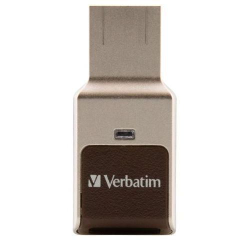 Pamięć VERBATIM Fingerprint Secure 32 GB USB 3.0 (0023942493372)