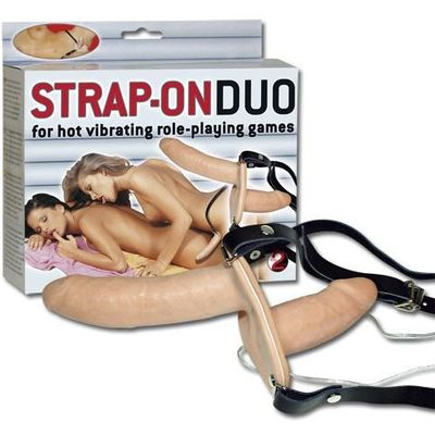 Protezy Strap-On You 2 Toys hipa.pl