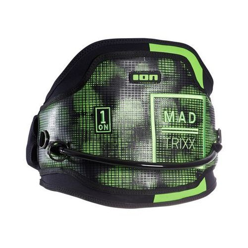 Trapez - kite waist harness madtrixx | 2017 - black/green Ion
